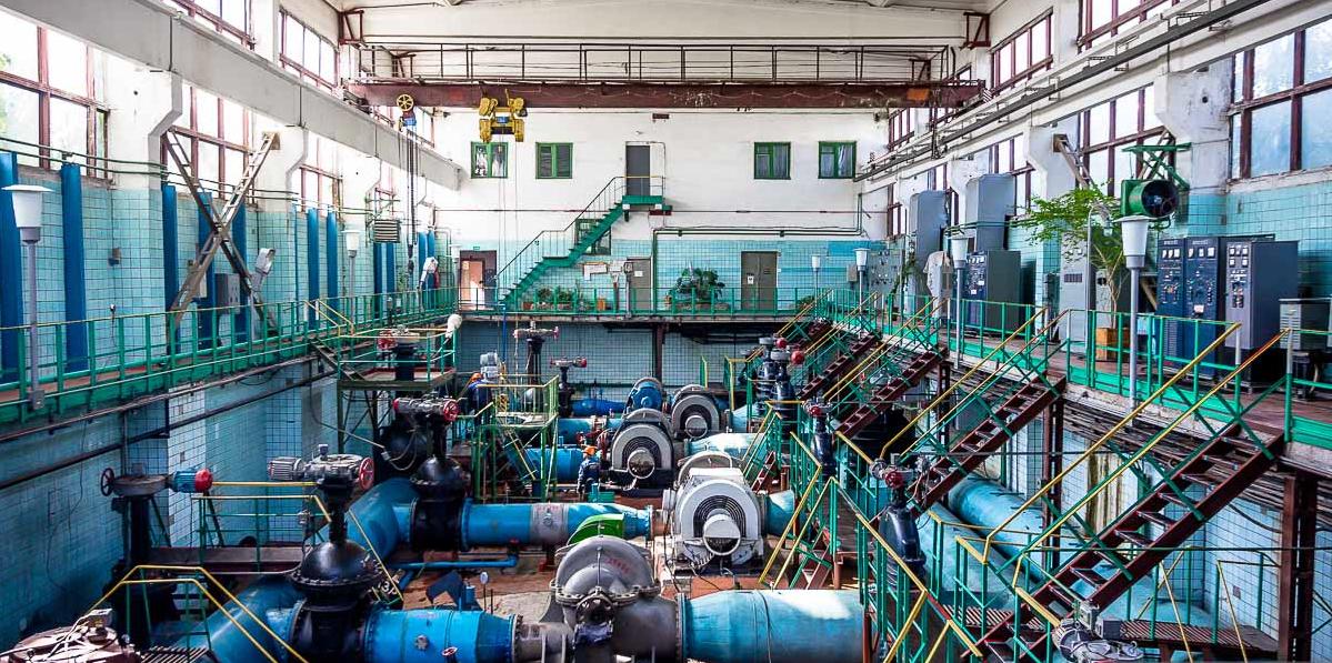 АТЗ объектов водоснабжения и водоотведения